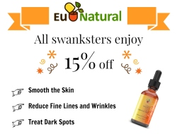 Eu Natural Clarity Vitamin C Serum smooth skin wrinkles dark spots
