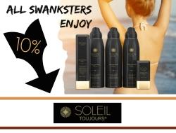 Soleil Toujours Luxury Sunscreen Skincare Tanning SPF
