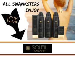 Soleil Toujours Luxury Sunscreen Skincare Tanning SPF